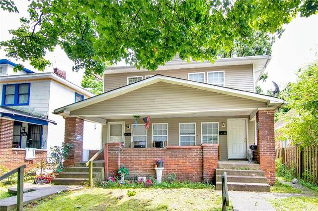 1129 N Lasalle Street, Indianapolis, IN 46201 (MLS #21798044) :: The Indy Property Source