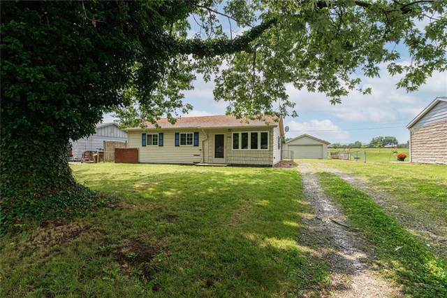 2632 S Cole Street, Indianapolis, IN 46241 (MLS #21798045) :: The Indy Property Source