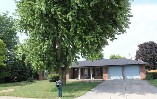 4218 Roundhill Drive, Anderson, IN 46013 (MLS #21798048) :: Pennington Realty Team