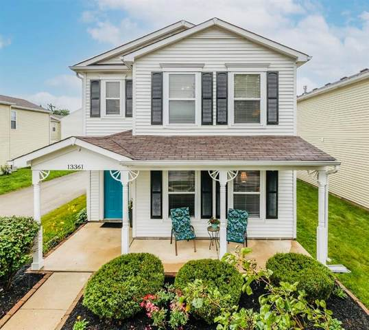 13361 All American Road, Fishers, IN 46037 (MLS #21798062) :: The Evelo Team