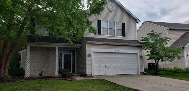 12978 Ross Crossing, Fishers, IN 46038 (MLS #21798076) :: Mike Price Realty Team - RE/MAX Centerstone