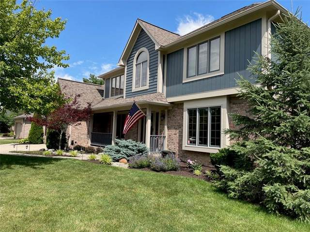 129 Yorkshire Boulevard E, Indianapolis, IN 46229 (MLS #21798089) :: Mike Price Realty Team - RE/MAX Centerstone