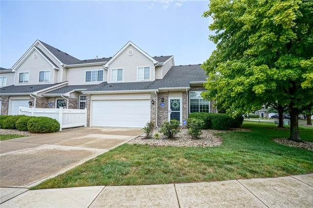 11456 Enclave Boulevard, Fishers, IN 46038 (MLS #21798093) :: AR/haus Group Realty