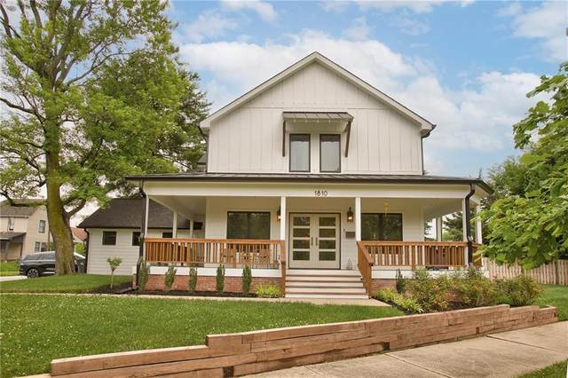 1810 Barth Avenue, Indianapolis, IN 46203 (MLS #21798114) :: The Indy Property Source