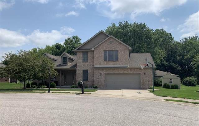 2008 Chelsea Court, Seymour, IN 47274 (MLS #21798131) :: Mike Price Realty Team - RE/MAX Centerstone