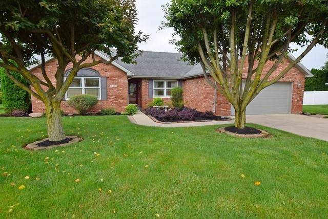 159 Barberry Court, Pendleton, IN 46064 (MLS #21798137) :: Mike Price Realty Team - RE/MAX Centerstone