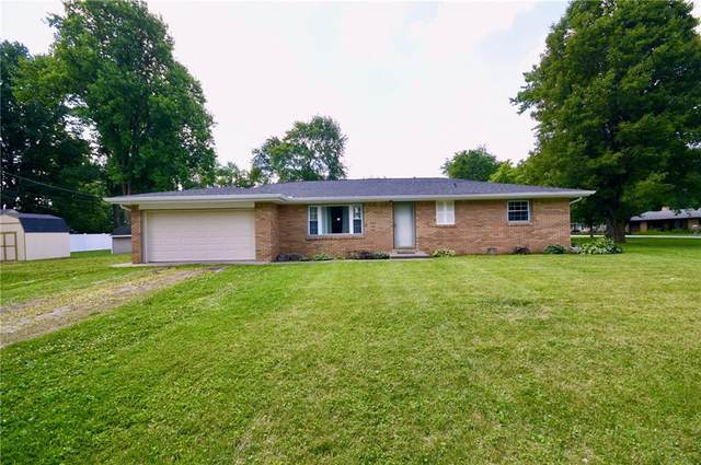 465 Park Street, Noblesville, IN 46060 (MLS #21798155) :: The Indy Property Source