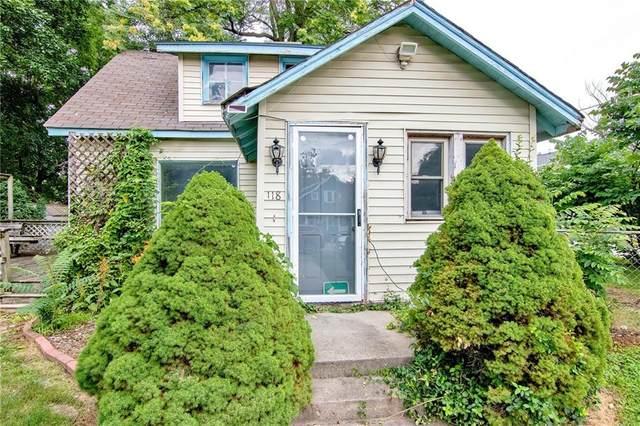 118 Penn Street, Westfield, IN 46074 (MLS #21798161) :: The Indy Property Source