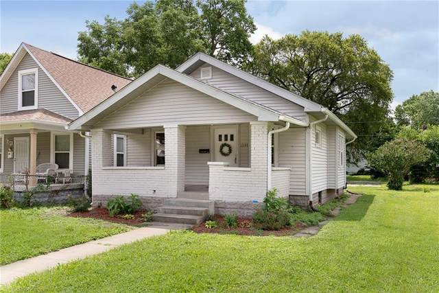 1337 W 25th Street, Indianapolis, IN 46208 (MLS #21798170) :: The Indy Property Source