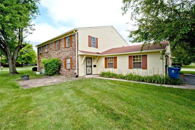 4503 W 47th Street, Indianapolis, IN 46254 (MLS #21798174) :: The Indy Property Source