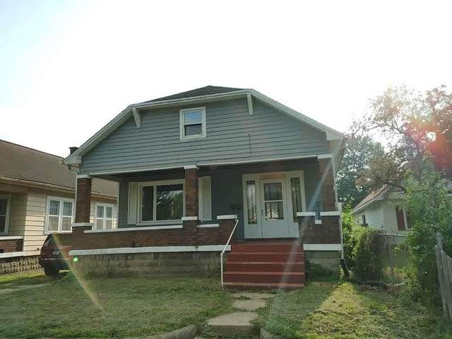 2614 N 13th Street, Terre Haute, IN 47804 (MLS #21798187) :: Mike Price Realty Team - RE/MAX Centerstone