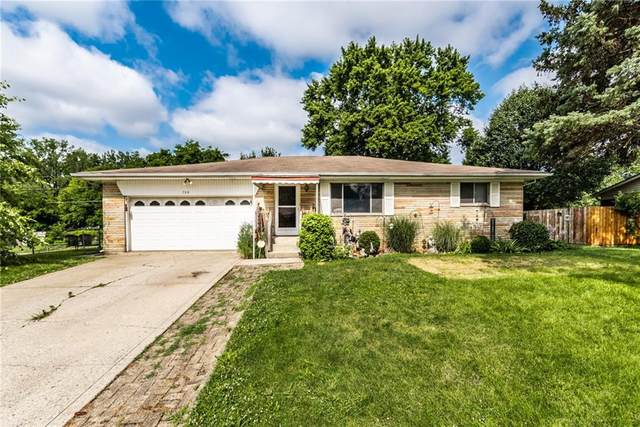 708 S Mitchner, Indianapolis, IN 46239 (MLS #21798188) :: Mike Price Realty Team - RE/MAX Centerstone