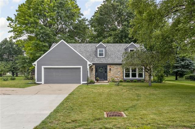 3236 W 96th Street, Indianapolis, IN 46268 (MLS #21798190) :: Mike Price Realty Team - RE/MAX Centerstone