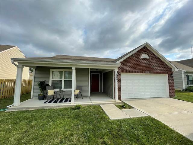 3156 Bent Timber Drive, Indianapolis, IN 46268 (MLS #21798200) :: Mike Price Realty Team - RE/MAX Centerstone