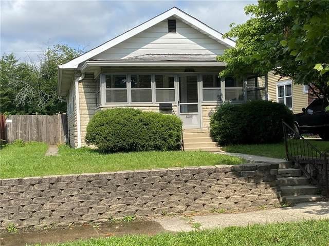1222 N Gladstone Avenue, Indianapolis, IN 46201 (MLS #21798221) :: Heard Real Estate Team | eXp Realty, LLC