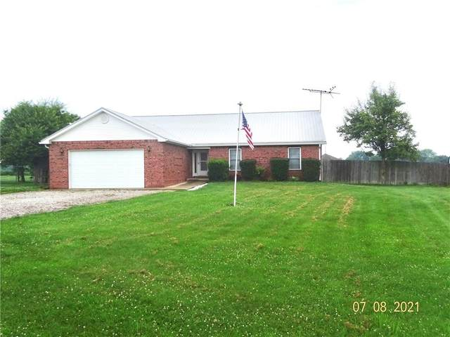 2737 E Sinclair Court, Cloverdale, IN 46120 (MLS #21798266) :: AR/haus Group Realty