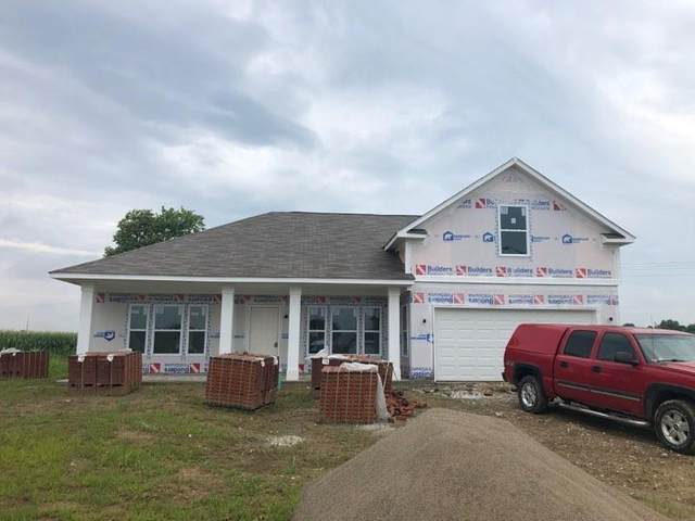 594 Appaloosa Drive, Bargersville, IN 46106 (MLS #21798270) :: The Indy Property Source