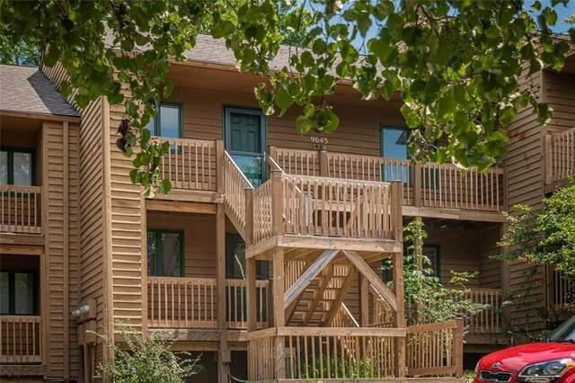 9645 S Lake Ridge 146B Drive, Bloomington, IN 47401 (MLS #21798274) :: The Indy Property Source