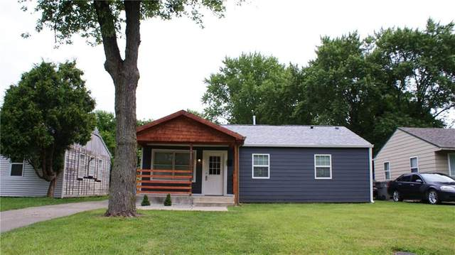 3515 N Butler Avenue, Indianapolis, IN 46218 (MLS #21798284) :: Mike Price Realty Team - RE/MAX Centerstone