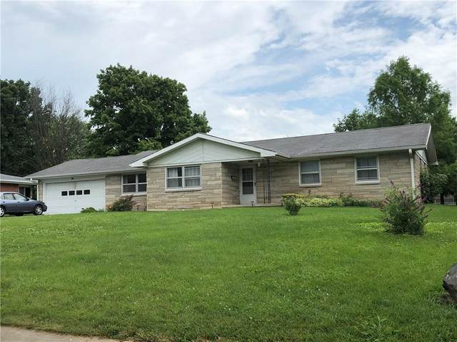 319 Camby Street, Greenwood, IN 46142 (MLS #21798287) :: Mike Price Realty Team - RE/MAX Centerstone