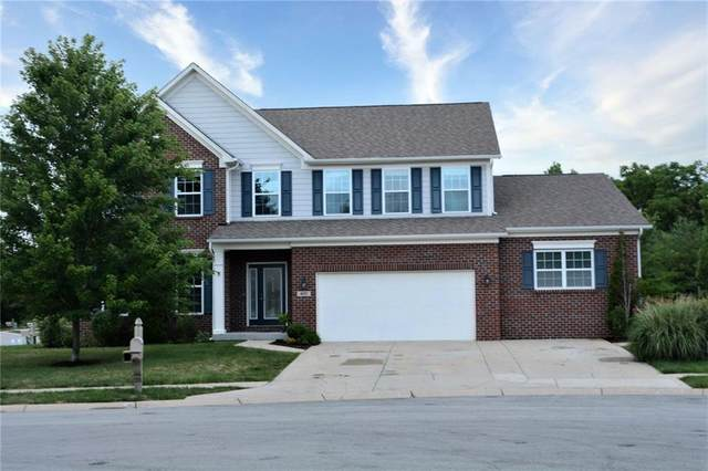 410 Gateshead Court, Westfield, IN 46074 (MLS #21798292) :: AR/haus Group Realty