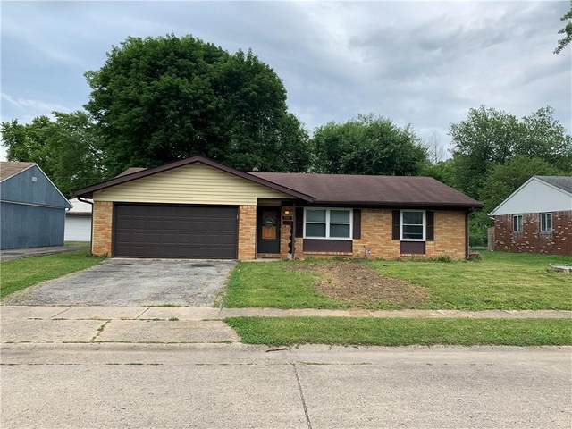 3507 Jerome Court, Indianapolis, IN 46235 (MLS #21798293) :: AR/haus Group Realty