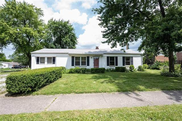 6802 E 42nd Street, Indianapolis, IN 46226 (MLS #21798297) :: Dean Wagner Realtors