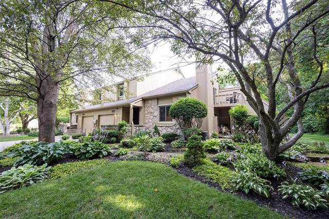577 Conner Creek Drive, Fishers, IN 46038 (MLS #21798300) :: The Indy Property Source