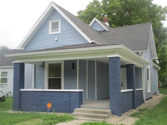 3221 Winthrop Avenue, Indianapolis, IN 46205 (MLS #21798322) :: JM Realty Associates, Inc.