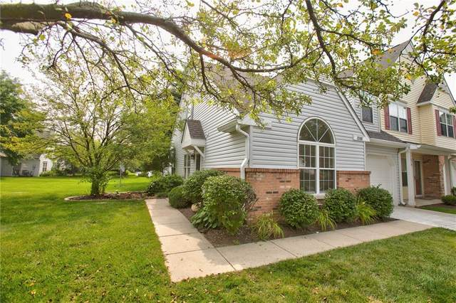 12681 Ladson Street, Fishers, IN 46038 (MLS #21798327) :: AR/haus Group Realty