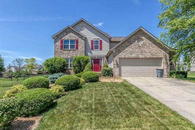 5278 Bancroft Lane, Greenwood, IN 46142 (MLS #21798328) :: Mike Price Realty Team - RE/MAX Centerstone