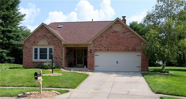 12458 Haydon Court, Fishers, IN 46038 (MLS #21798353) :: AR/haus Group Realty