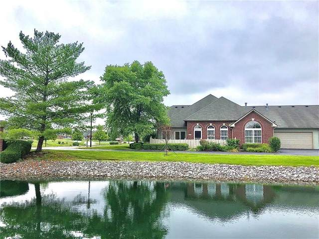 2710 Reflection Way, Greenwood, IN 46143 (MLS #21798356) :: RE/MAX Legacy