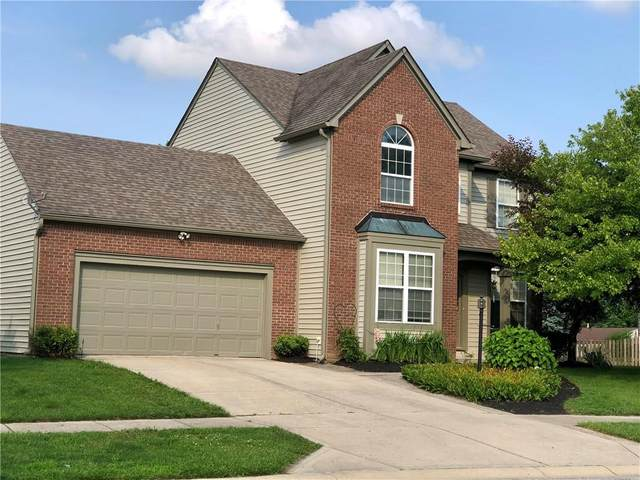 3639 Homestead Circle E, Plainfield, IN 46168 (MLS #21798361) :: AR/haus Group Realty