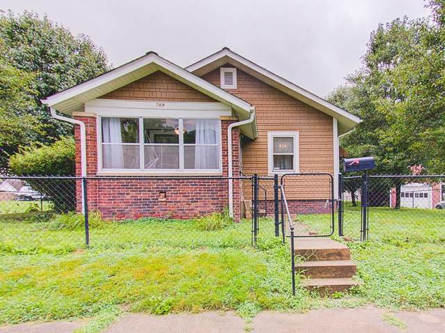 789 E Harrison St, Martinsville, IN 46151 (MLS #21798382) :: Mike Price Realty Team - RE/MAX Centerstone