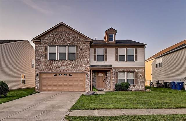 10714 Inspiration Drive, Indianapolis, IN 46259 (MLS #21798384) :: Pennington Realty Team