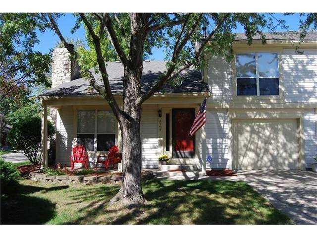 2549 Fox Valley Place, Indianapolis, IN 46268 (MLS #21798389) :: Mike Price Realty Team - RE/MAX Centerstone