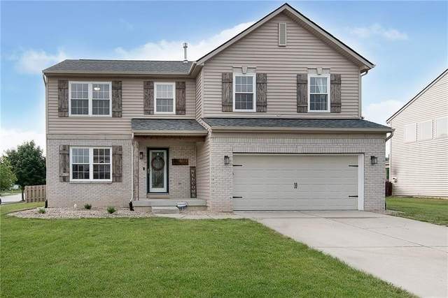6017 Dado Drive, Noblesville, IN 46062 (MLS #21798399) :: Mike Price Realty Team - RE/MAX Centerstone
