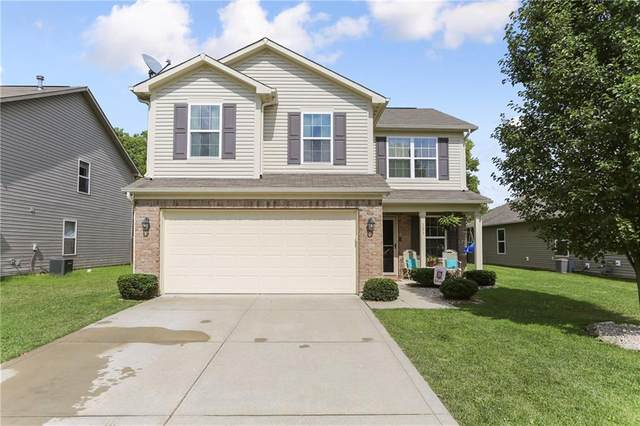 137 Tinker Trail, Greenfield, IN 46140 (MLS #21798407) :: Mike Price Realty Team - RE/MAX Centerstone