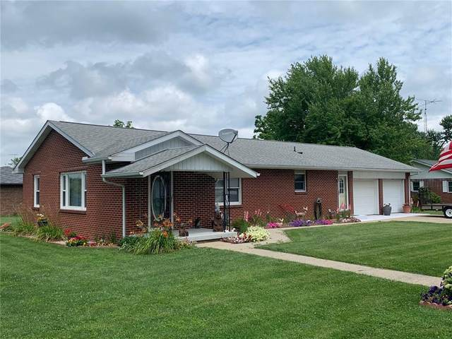 130 W Redbud St, Marshall, IN 47859 (MLS #21798408) :: Mike Price Realty Team - RE/MAX Centerstone
