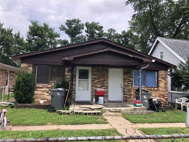 730 E Perry Street, Indianapolis, IN 46227 (MLS #21798411) :: Anthony Robinson & AMR Real Estate Group LLC