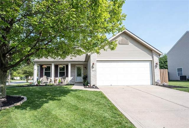 18875 Pilot Mills Drive, Noblesville, IN 46062 (MLS #21798420) :: Mike Price Realty Team - RE/MAX Centerstone