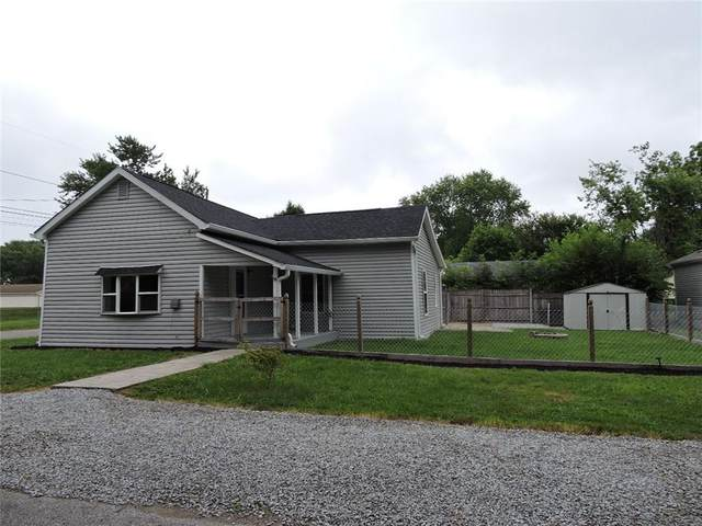 777 Coburn Street, Franklin, IN 46131 (MLS #21798463) :: The Indy Property Source