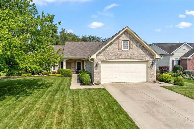 11291 Rainbow Falls Lane, Fishers, IN 46037 (MLS #21798468) :: The Indy Property Source