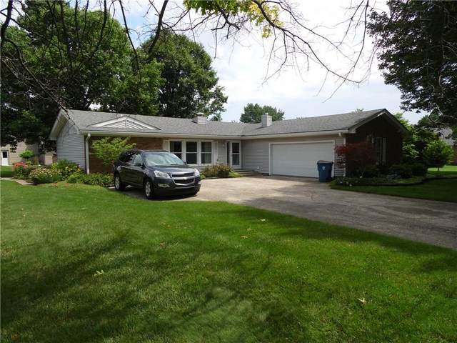 106 Nansue Drive, Tipton, IN 46072 (MLS #21798474) :: Anthony Robinson & AMR Real Estate Group LLC