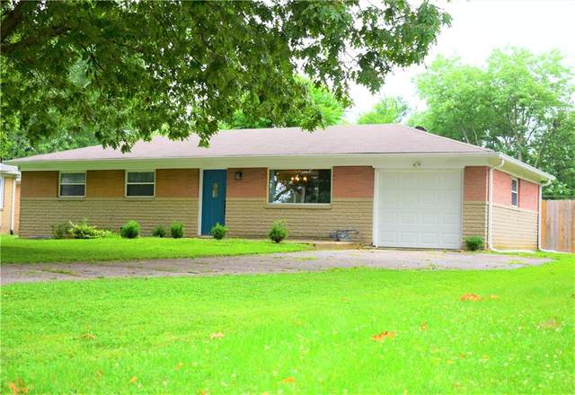 416 N Mitchner Avenue, Indianapolis, IN 46219 (MLS #21798476) :: Pennington Realty Team