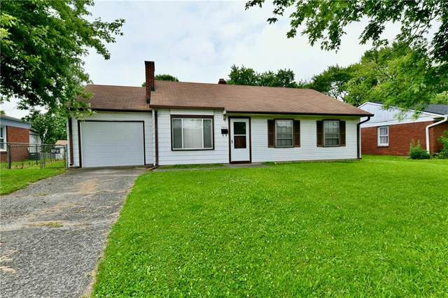 7840 Gilmore Road, Indianapolis, IN 46219 (MLS #21798483) :: AR/haus Group Realty