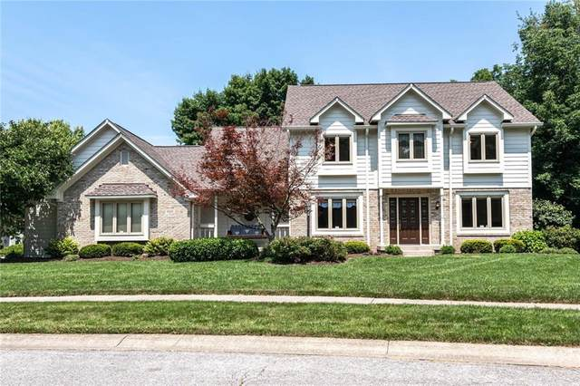 6929 Antietam Court, Indianapolis, IN 46278 (MLS #21798493) :: The Indy Property Source