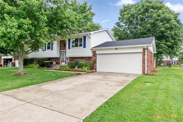 3224 Babette Drive, Indianapolis, IN 46227 (MLS #21798509) :: Richwine Elite Group