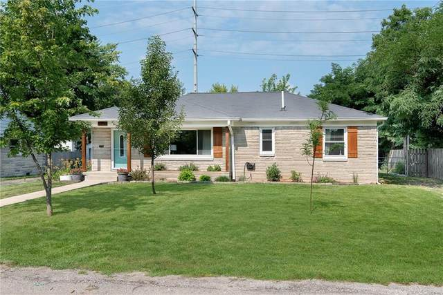5350 Crestview Avenue, Indianapolis, IN 46220 (MLS #21798510) :: Mike Price Realty Team - RE/MAX Centerstone